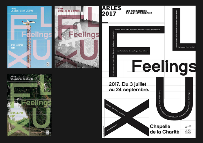 FLUX Feelings posters 5