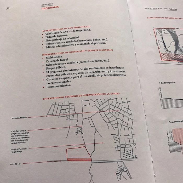 Parque Deportivo Villa Alemana, Ediciones Abierta 3