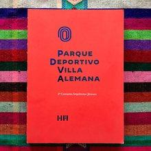 <cite>Parque Deportivo Villa Alemana</cite>, Ediciones Abierta