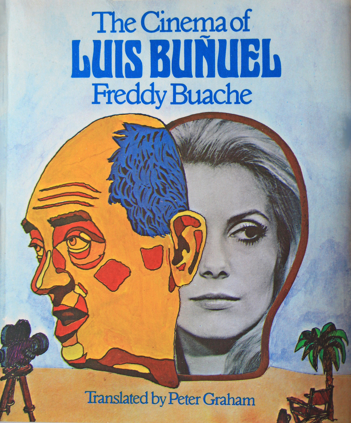 The Cinema of Luis Buñuel by Freddy Buache 1