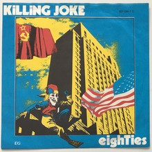 Killing Joke – <cite>Eighties</cite>