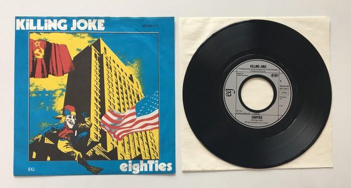 Killing Joke – Eighties
