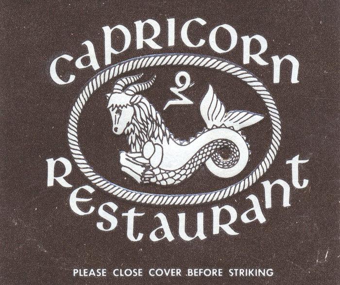 Capricorn Restaurant, Santa Monica