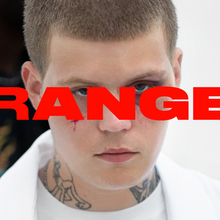 Yung Lean — <cite>Stranger</cite> website and short film