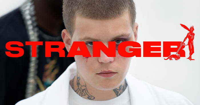 Yung Lean — Stranger website and short film 1