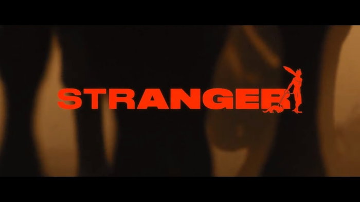 Yung Lean — Stranger website and short film 3