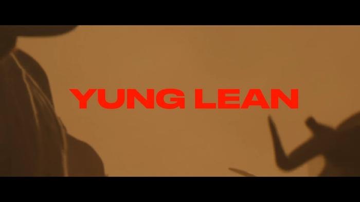 Yung Lean — Stranger website and short film 4