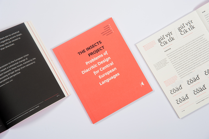 The Insects Project. Problems of Diacritic Design for Central European Languages 1