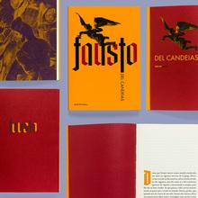 <cite>Fausto</cite> — Del Candeias