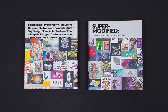 Super-Modified: The Behance Book of Creative Work 1
