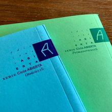 <cite>Ciclo Abierta</cite>, Ediciones Abierta