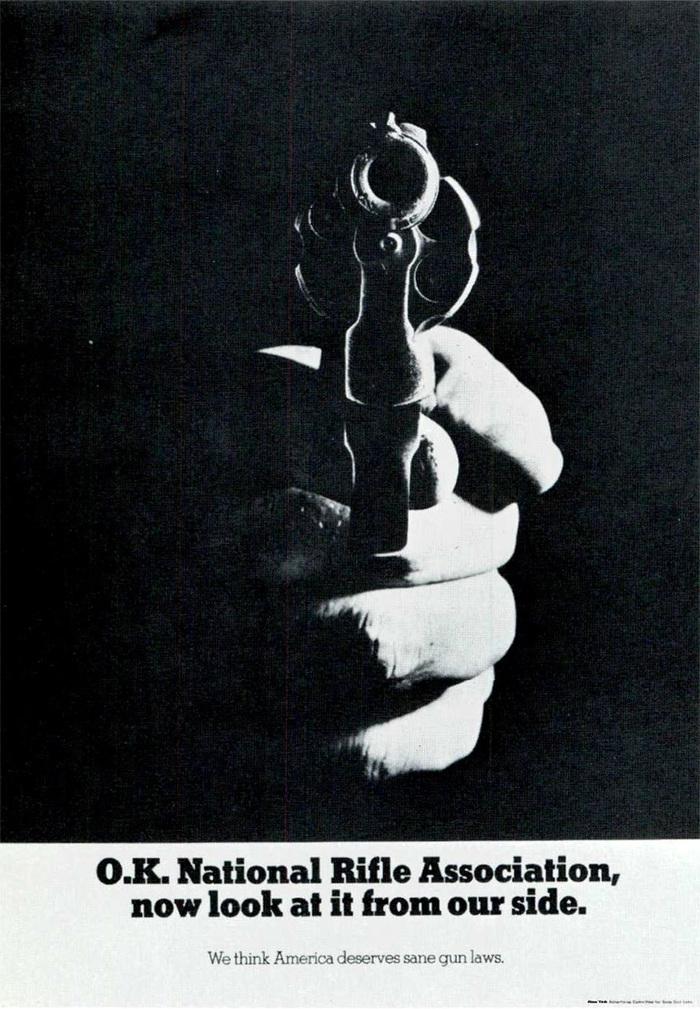 New York Advertising Committee For Sane Gun Laws