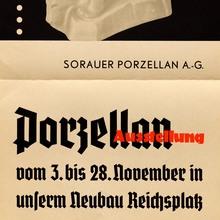 <cite>Deutschland Plakate</cite> specimen, Berthold (ca. 1934)
