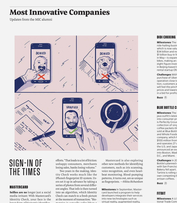 Fast Company magazine 2