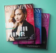 <cite>Fast Company</cite> magazine
