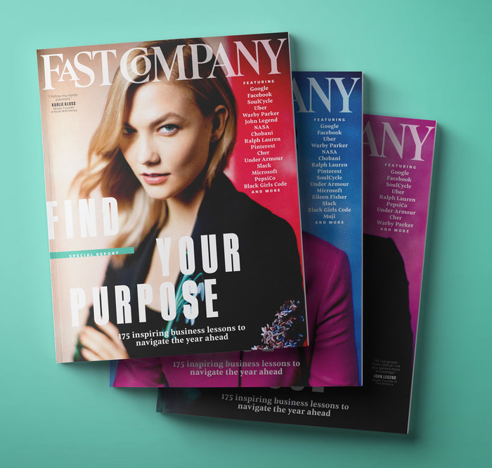 Fast Company magazine 5