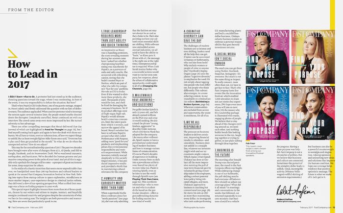 Fast Company magazine 6