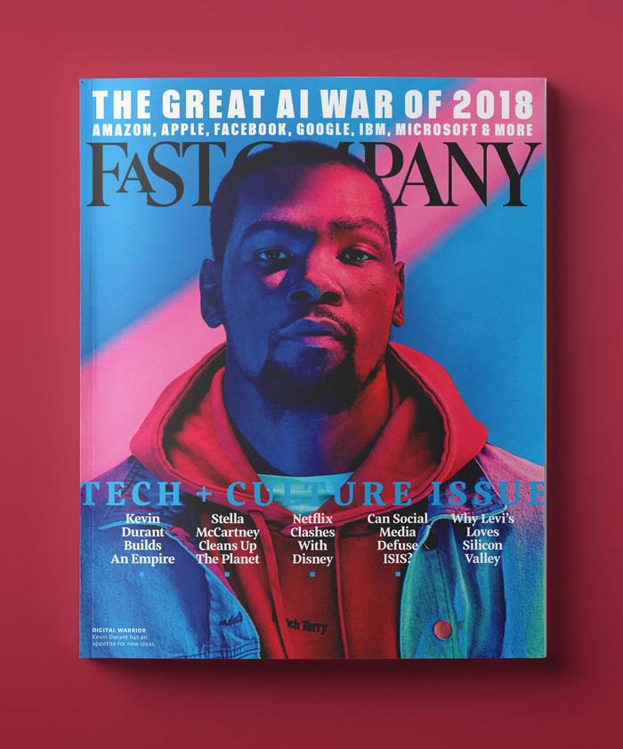 Fast Company magazine 7