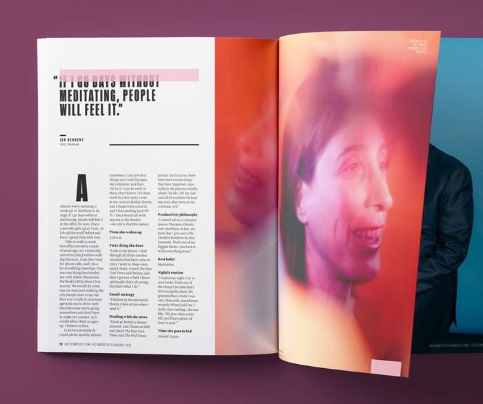 Fast Company magazine 9