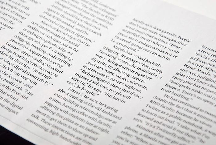 Fast Company magazine 10