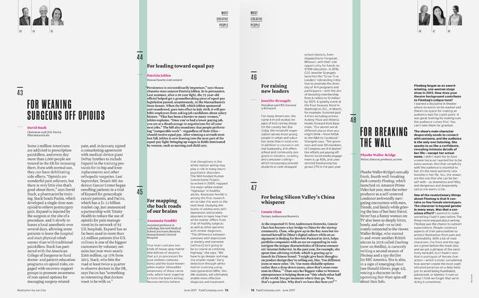 Fast Company magazine 13