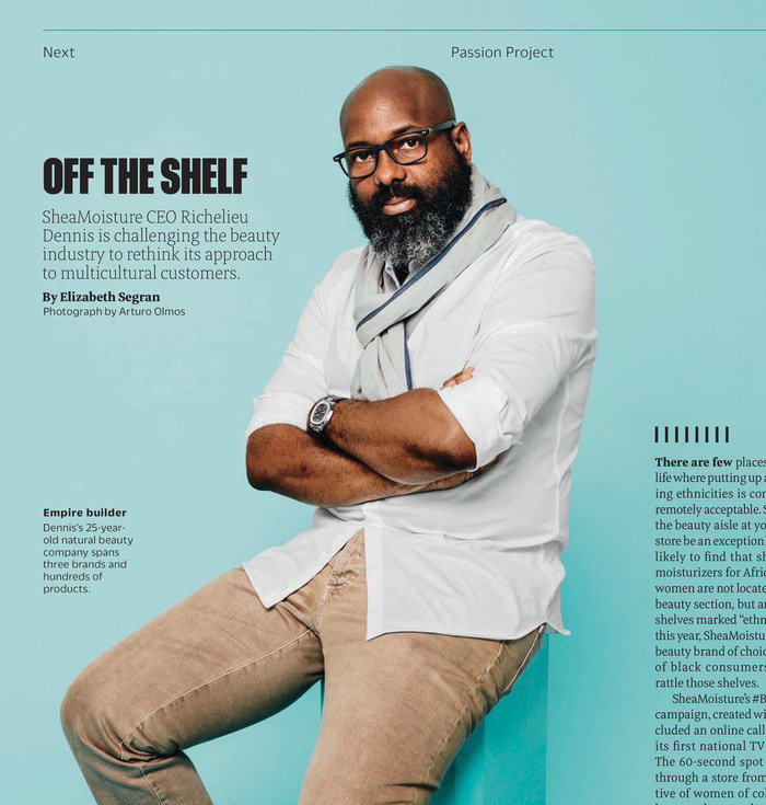 Fast Company magazine 14