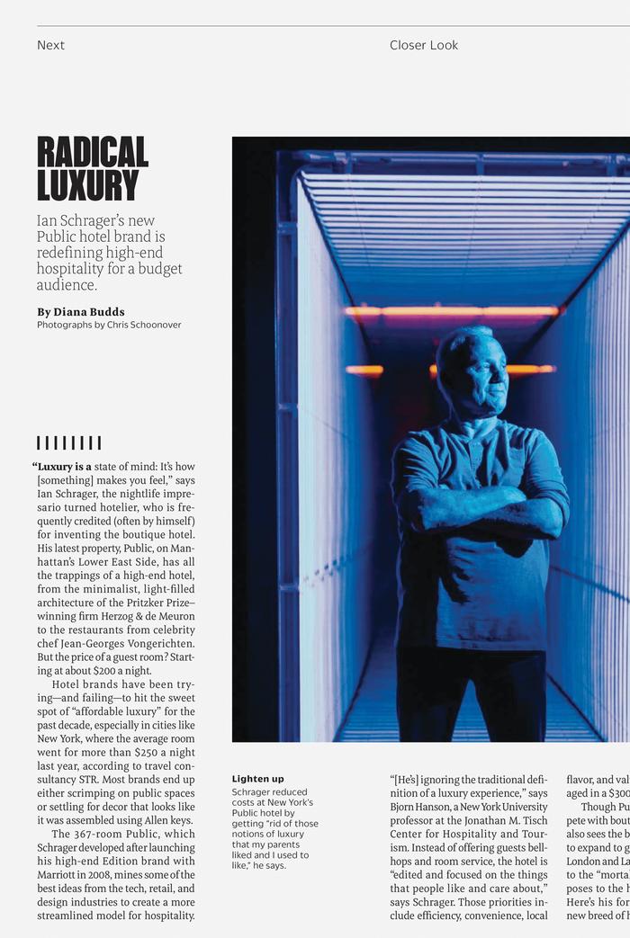 Fast Company magazine 15