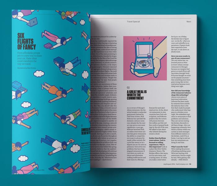 Fast Company magazine 18