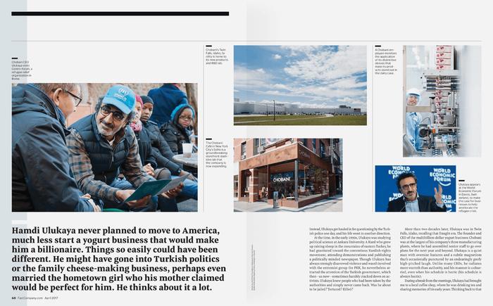 Fast Company magazine 21