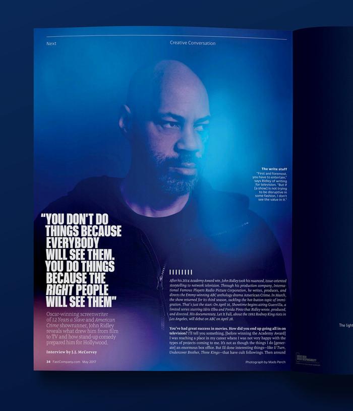 Fast Company magazine 23