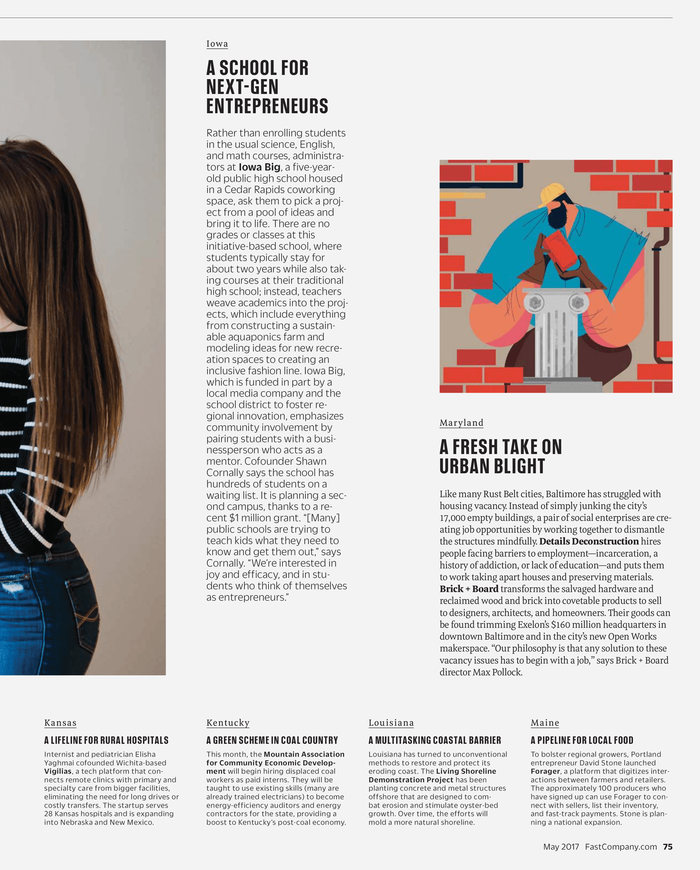 Fast Company magazine 24