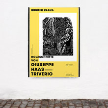 Giuseppe Haas-Triverio exhibition