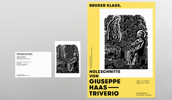 Giuseppe Haas-Triverio exhibition 2
