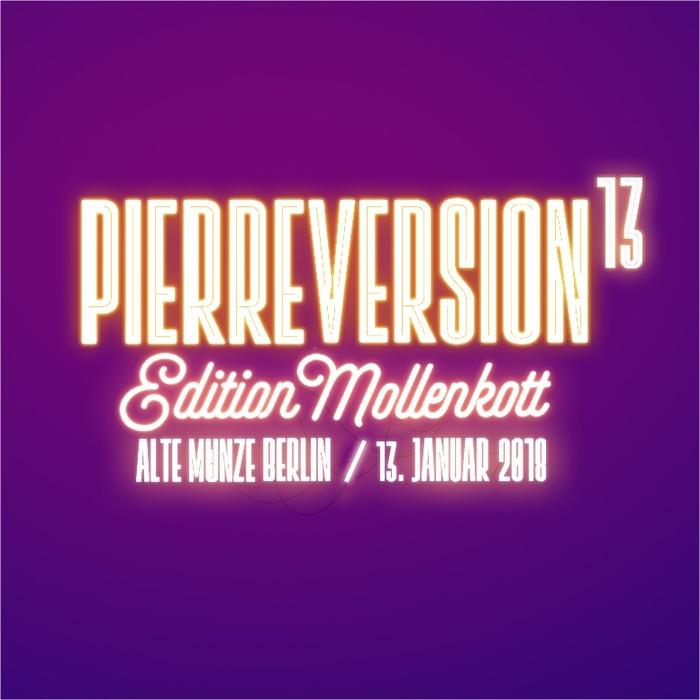 Pierreversion #13, Alte Münze 1
