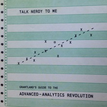 <cite>Talk Nerdy to Me: Grantland's Guide to the Advanced Analytics Revolution</cite>