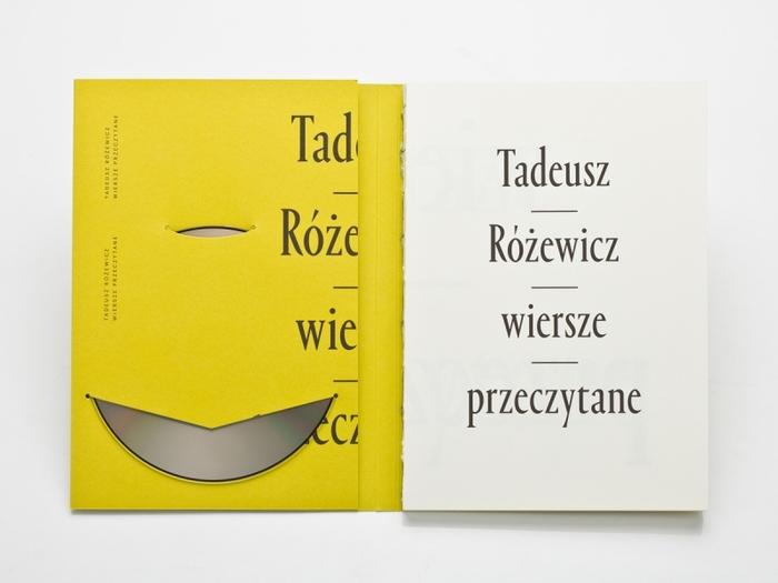 Wiersze Przeczytane by Tadeusz Różewicz 2