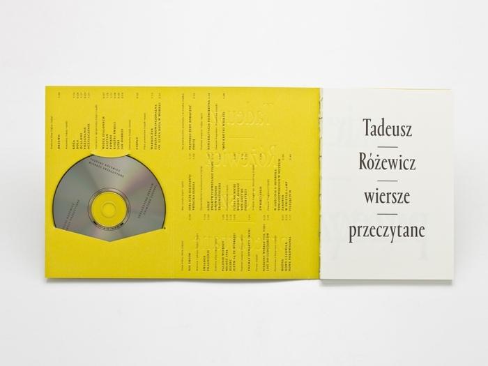 Wiersze Przeczytane by Tadeusz Różewicz 3