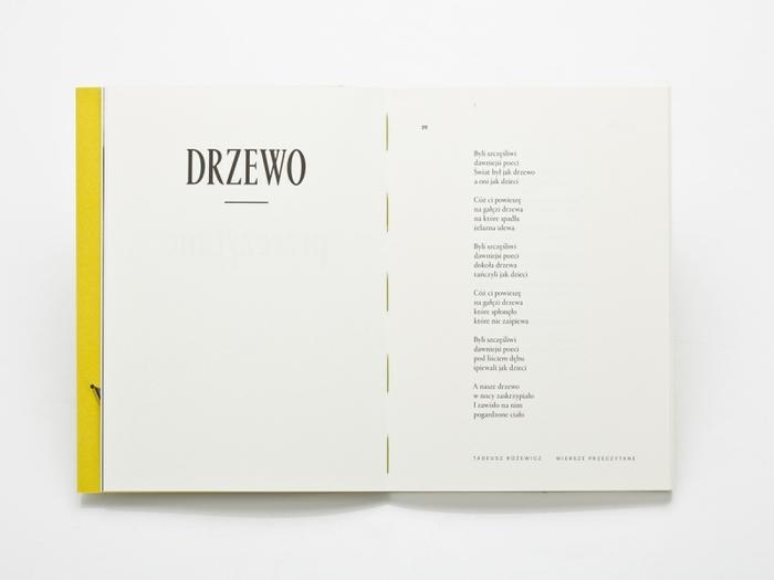 Wiersze Przeczytane by Tadeusz Różewicz 5