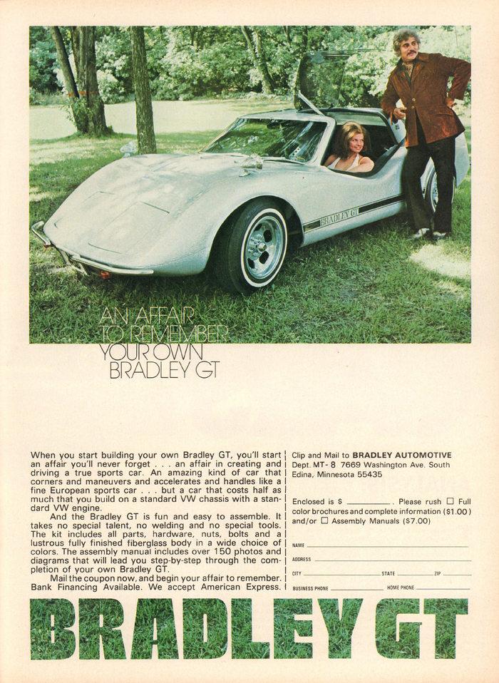 Motor Trend, August 1974