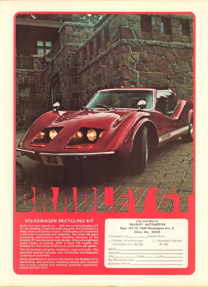 Motor Trend, December 1973