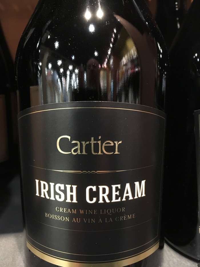 Cartier Irish Cream