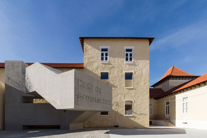 Casa da arquitectura 1