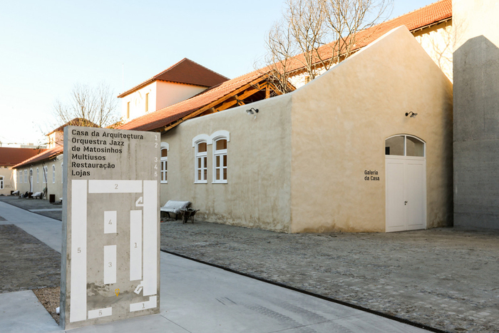 Casa da arquitectura 2