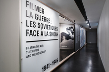 <cite>Filming the war: the Soviets and the Holocaust (1941–1946)</cite> exhibition and catalog