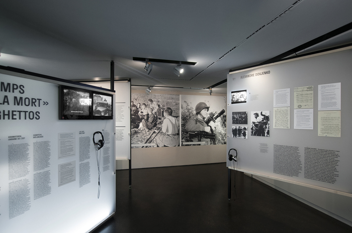 Filming the war: the Soviets and the Holocaust (1941–1946) exhibition and catalog 5
