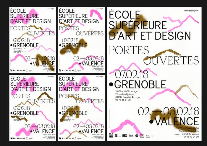 ÉSAD Grenoble Valence Open Doors Days 1