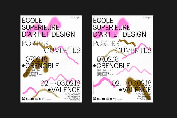 ÉSAD Grenoble Valence Open Doors Days 2