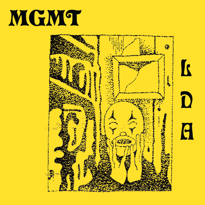 The album's cover art features an illustration by Jim Taber originally created for the Witness to the Bizarre zine volume 1 released in 1988.