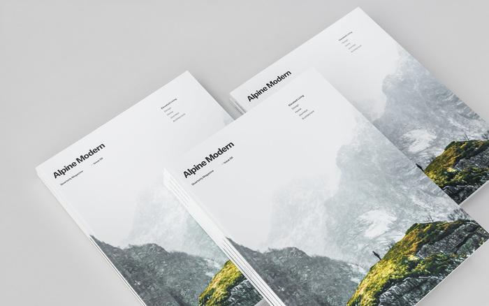 Alpine Modern Magazine 1