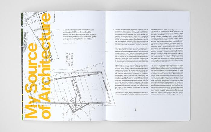 Alpine Modern Magazine 6